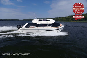 Parker 920 Explorer MAX | Inter Yacht West