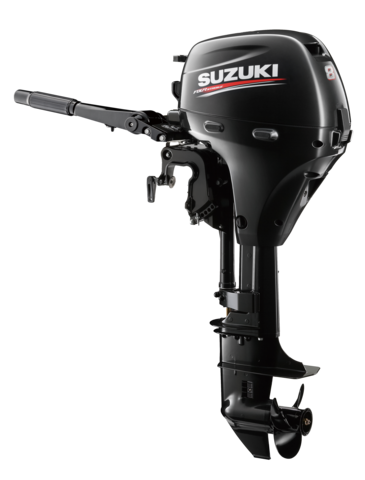 Suzuki DF8A | Inter Yacht West