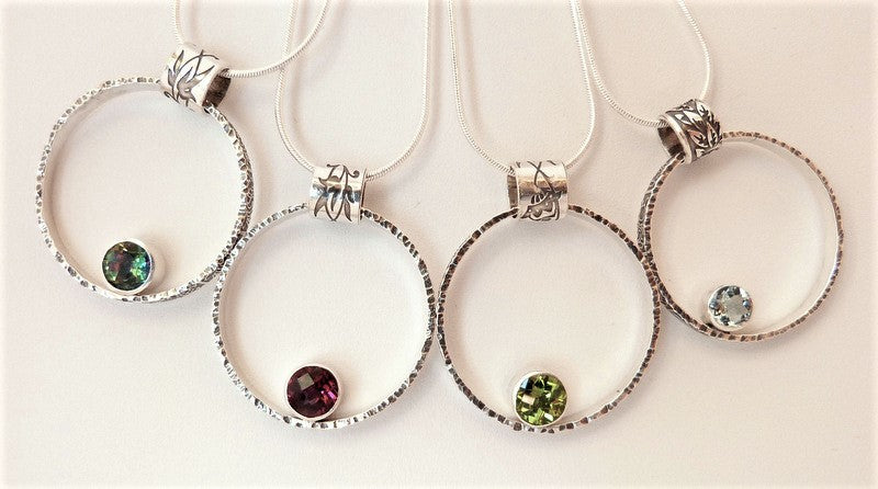 Celebrate the Fresh Art Fall Tour Oct 5-7  Enter to WIN a Seven Sisters Design pendant