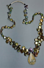 Pearl, Jasper & Sterling Strand by Judy Knose