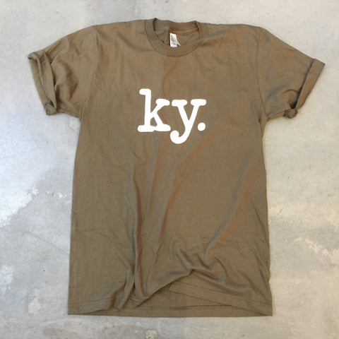ky. tee - Army Green