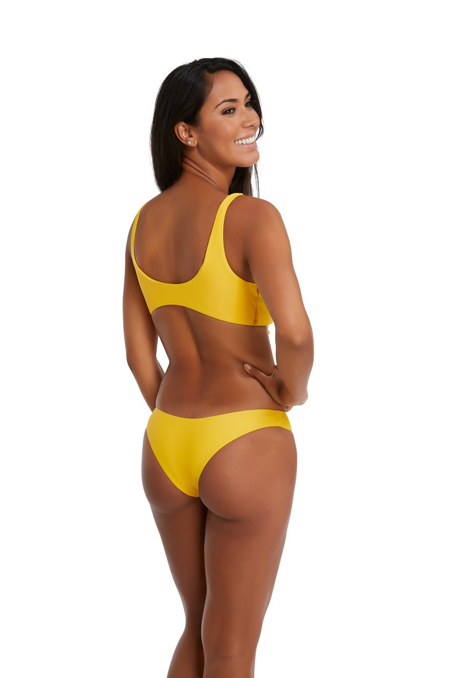 Eva Two Piece in Yellow