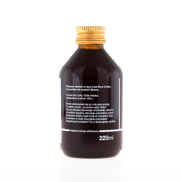 Etno Cafe Kawa Cold Brew 220 ml