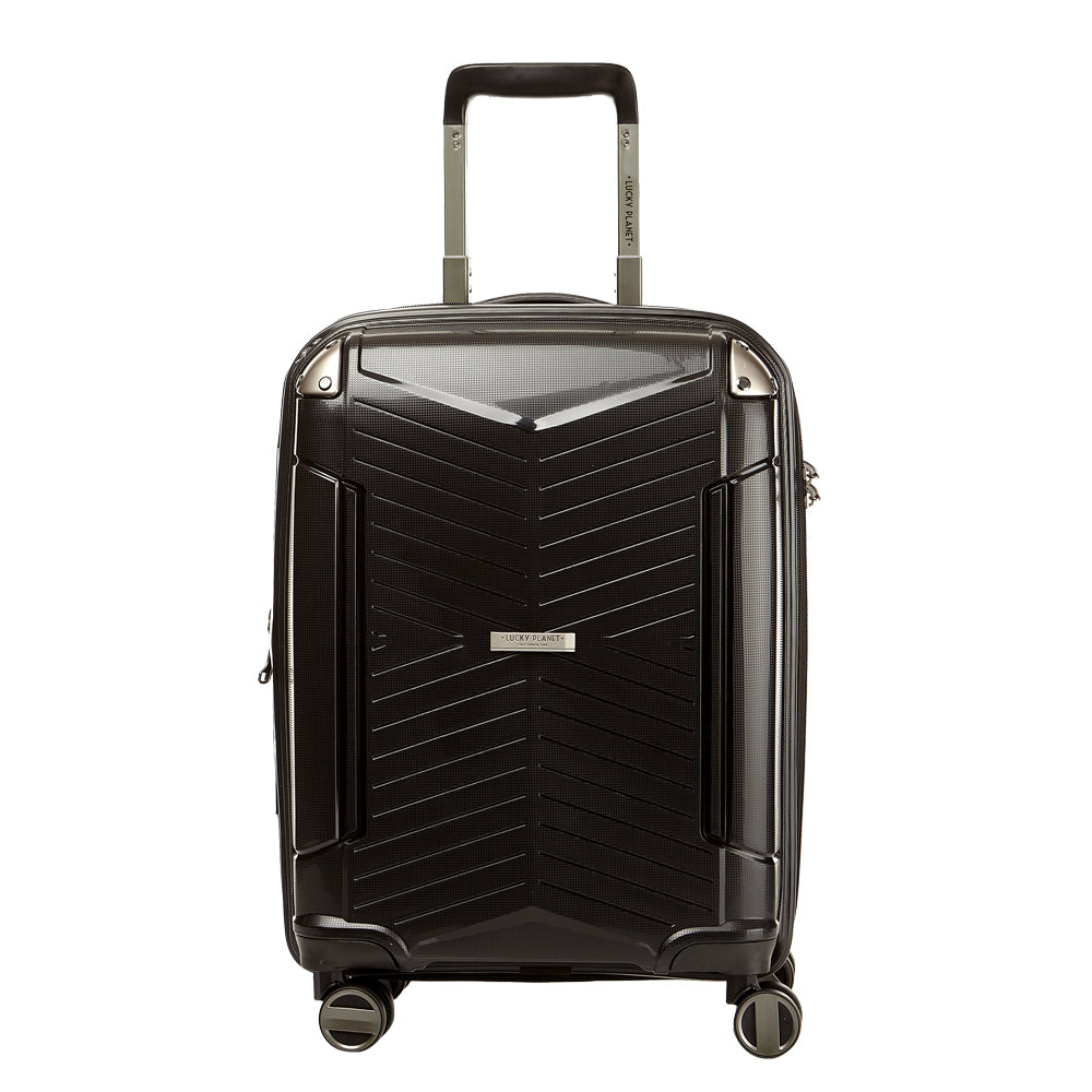 [Lucky Planet]  Frieden Red 20-inch Hard Case Luggage