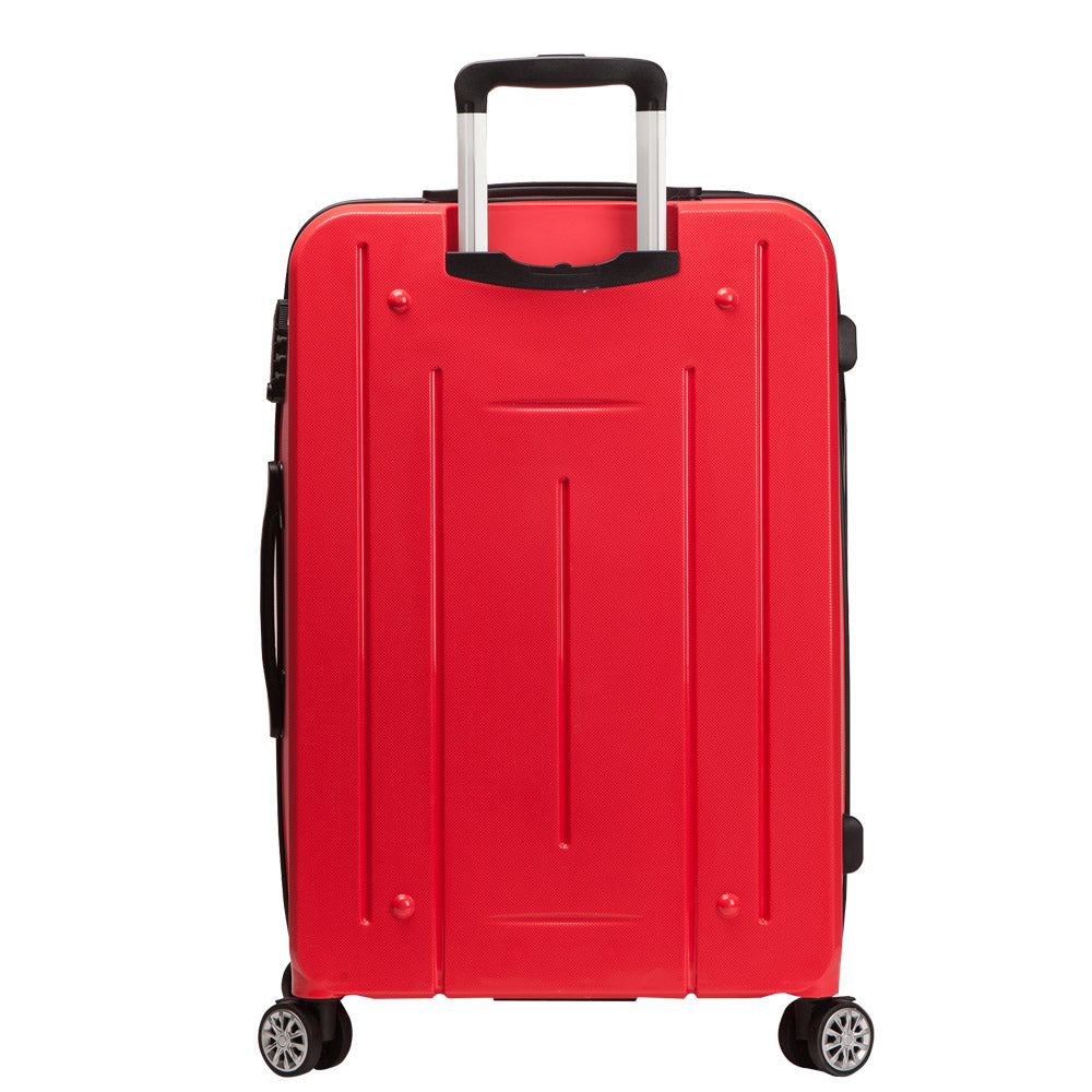 [Lucky Planet]  Canto Square 25-inch Hard Case Luggage