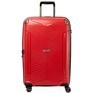 [Lucky Planet]  Frieden Red 24-inch Hard Case Luggage
