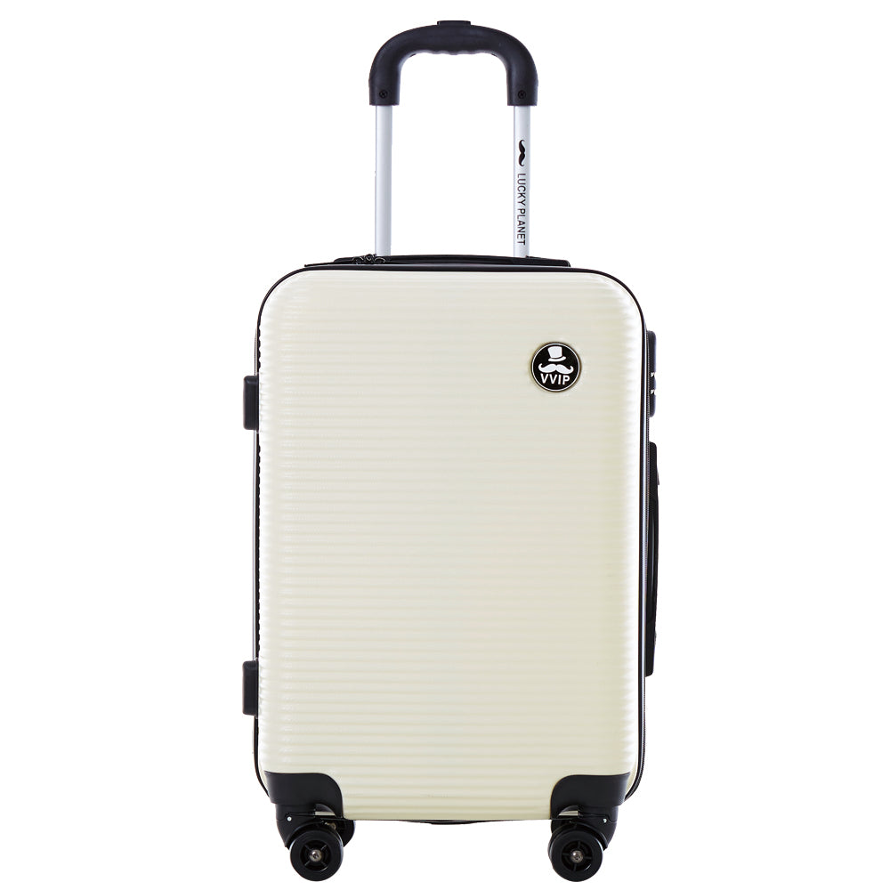 [Lucky Planet] Gentleman on Board 21+24 inch Luggage Set