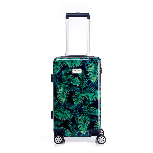 [Lucky Planet]  Leaf 21-inch Hard Case Luggage