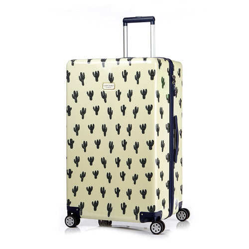 [Lucky Planet] Cactus 30-inch Hard Case Luggage