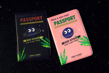 [Lucky Planet] A voyage To Planet Passport Holder Cover Case