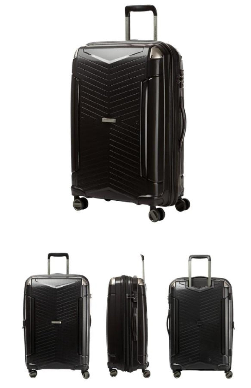 [Lucky Planet]  Frieden Red 20-inch Hard Case Luggage - Luckyplanetusa