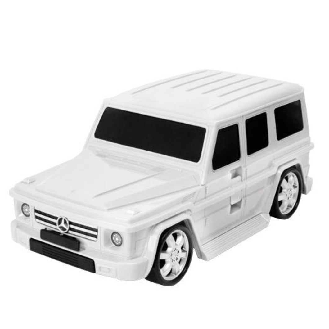 [Lucky Planet] Mercedes Benz G Wagon Kids Luggage - Luckyplanetusa