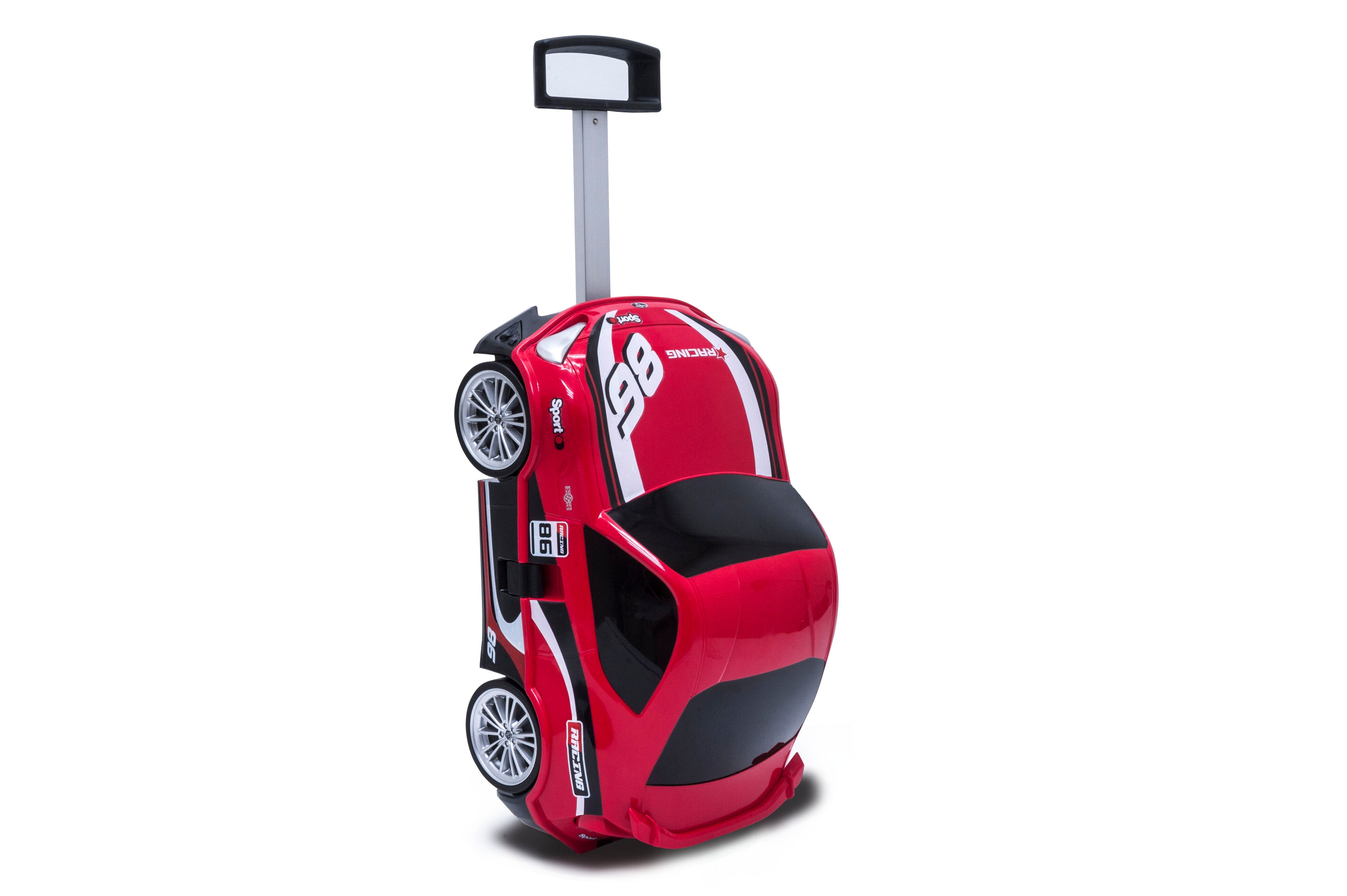 [Lucky Planet] TOYOTA Kids Suitcase