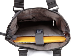[Lucky Planet] Alpha Two Way Carry Handles Shoulder Bag -Balck - Luckyplanetusa