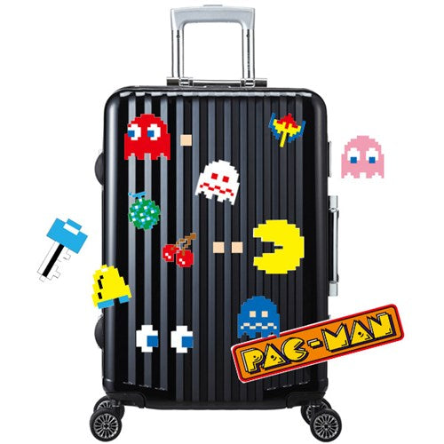 Premium Removable Luggage/Laptop Reform Sticker Set- PACMAN