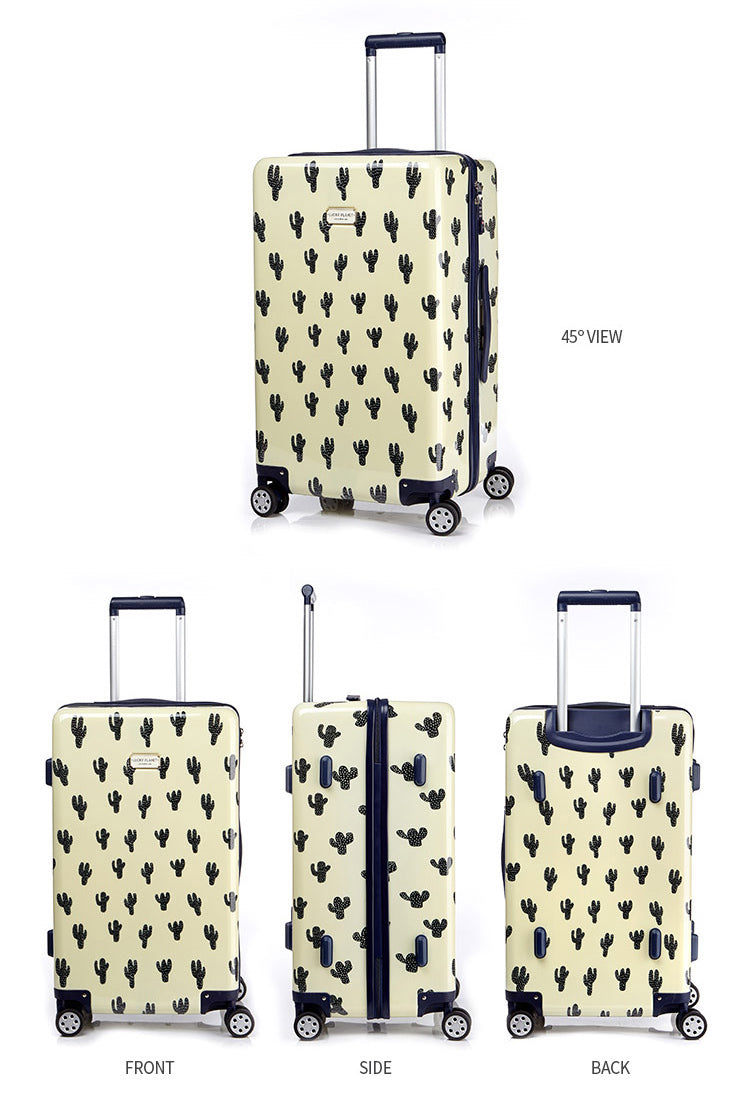 [Lucky Planet] Cactus 21-inch Hard Case Luggage