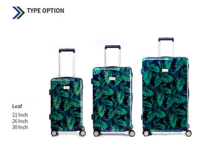 [Lucky Planet]  Leaf 26-inch Hard Case Luggage