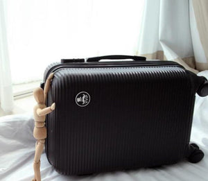 [Lucky Planet] Gentleman on Board 21-inch Luggage - Luckyplanetusa