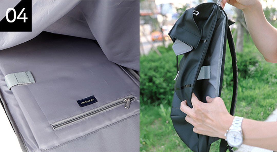 [Lucky Planet] Jee Seamless Waterproof Backpack Dry Bag