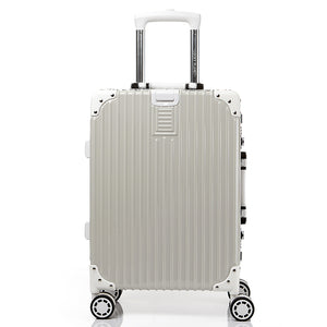 [Lucky Planet]  Edge 21-inch Luggage - Ivory