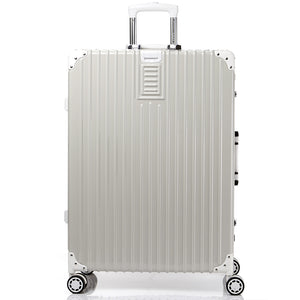 [Lucky Planet]  Edge 26-inch Luggage - Ivory