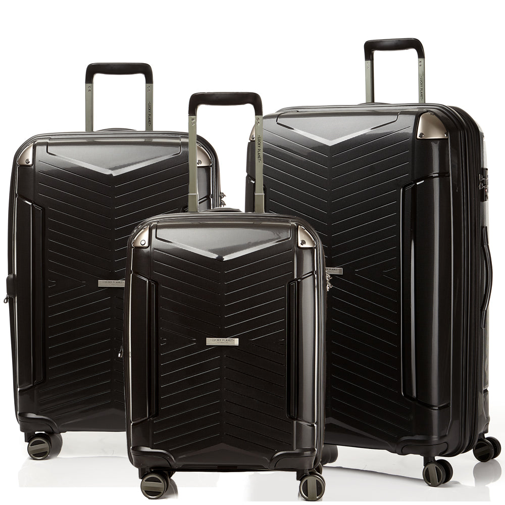 [Lucky Planet]  Frieden ULTA strong Hard Case Luggage Set - 20 + 24+ 28 inch 3PCS SET