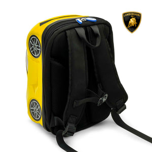 [Special DEAL][Lucky Planet] Lamborghini Kids Backpack - Yellow