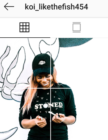 My Sign is Stoned Tee