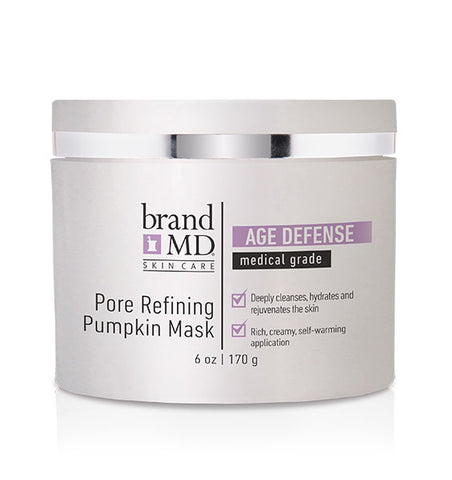 Pore Refining Pumpkin Mask