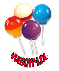 Yummy Lix Lollipops