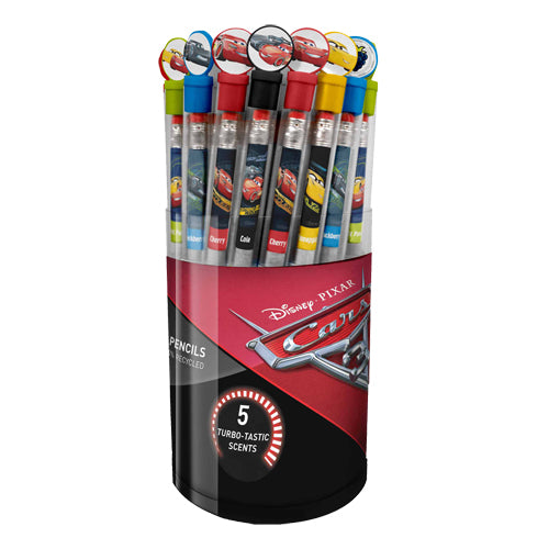 Disney Cars-3 Smencils