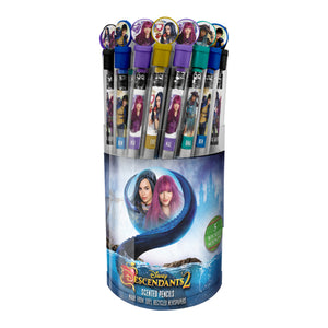 Disney Descendants 2 Smencils (Case)