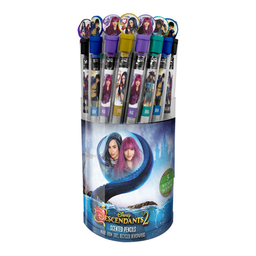 Disney Descendants 2 Smencils (Bucket)