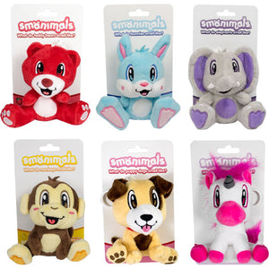 Smanimals Backpack Buddies (Case)