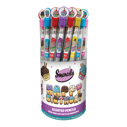 Birthday Smencils (Case)