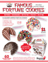 Fortune Cookies $1.00 Variety Pack