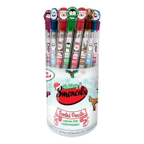 Holiday Smencils (Bucket)