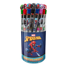 Marvel Spiderman Smencils (Bucket)