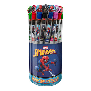 Marvel Spiderman Smencils (Case)