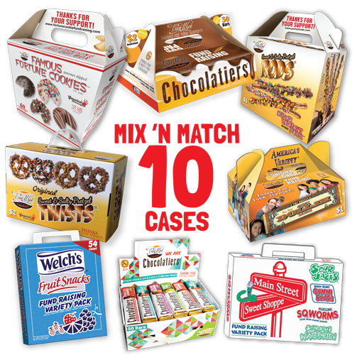 Mix 'N Match 10 Cases