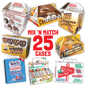Mix 'N Match 25 Cases