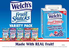 Welch's Fruit Snacks $1.00 Variety Pack