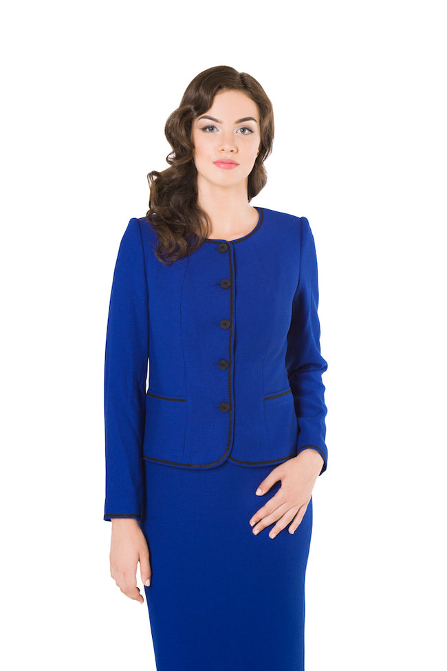 LAURA TRIM JACKET