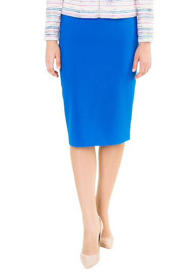 ROYAL BLUE SKIRT