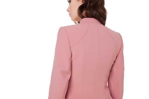 DUSTY ROSE JACKET