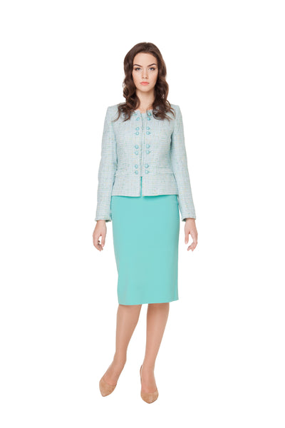 DIANA MINT JACKET