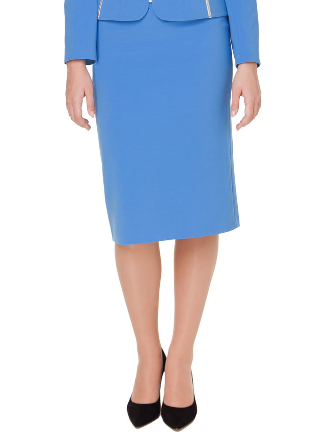 EDITH BLUE SKIRT