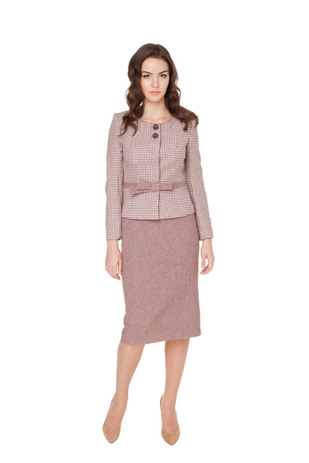 BARBARA TWEED JACKET