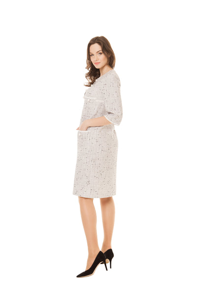 ALEXANDRA POCKET DRESS