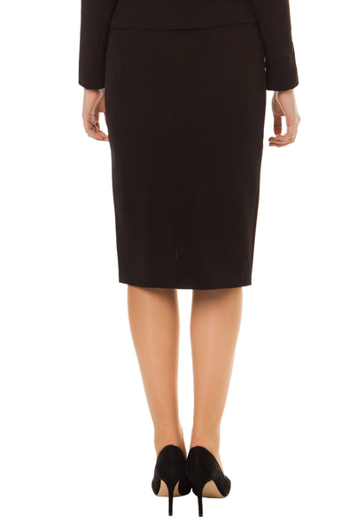 NOIR ET ROUGE PENCIL SKIRT